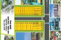 Bán đất chính chủ lô góc 2 MT đường 8m x 36.5m Đức Hòa Đông, xe hơi chạy vi vu - 0908 577 484