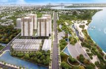 Bán CH Q7 Saigon Riverside Đào Trí giá 2,17 tỷ, 2 phòng ngủ, 2wc có VAT, gói nội thất.LH 0938011552