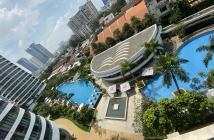 City Garden không gian xanh giữa lòng thành phố bán căn hộ 3PN 140m2 view hồ bơi siêu đẹp.