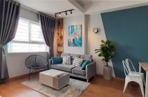 Bán căn hộ góc có 2 hướng gió,đầy đủ nội thất như hình giá 1 ty 750 triệu
