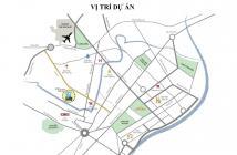 Căn hộ trung tâm thành phố, cách nhà thờ Đức Bà 5p di chuyển, 2PN, 74m2, 3ty6. LH 0903 94 02 94