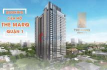 Sở hữu căn hộ siêu sang ngay TT Q1 chỉ cần thanh toán 30% nhận nhà – The Marq LH 0903691096