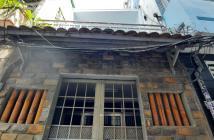 Cho thuê nhà phố 48m2 hẻm 3m Lê Thị Riêng, P Bến Thành, Quận 1 cách mặt tiền Lê Thị Riêng 100m