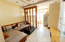 Bán gấp CH Q. Bình Tân 65m2 full nội thất, ban công thoáng mát, sổ hồng sẵn