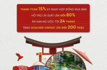 THANH TOÁN 15% - SỞ HỮU NGAY CĂN HỘ NHẬT BẢN TẠI THE ORIGAMI - VINHOMES GRAND PARK QUẬN 9