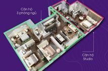 Sở hữu Căn hộ 2 cửa riêng biệt 140m2 giá chỉ 23 tr/m2
