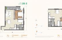 Bán căn Ricca 1+ 1PN tầng 16, view đẹp, thông thoáng. Giá chênh nhẹ 50tr. Liên hệ 0912.598.058