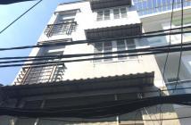 Nhà 5 tầng gấn chợ Bà Chiểu, 35m2 hẻm xe hơi chỉ 4.35 tỷ