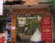 Mặt tiền phú nhuận chỉ 10 tỷ kinh doanh ảnh viện áo cưới