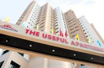 Bán căn hộ The Useful, DT 60m2, 2PN, NT cơ bản, giá 2 tỷ, LH 0932044599