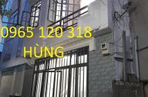 Nhà mới 35m2 3PN Hoàng Hoa Thám, F6, Bình Thạnh chỉ 3,45 Tỷ