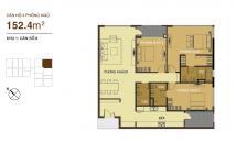 Gia đình có việc bán lại căn hộ Novaland The Prince, 152m2, đã có sổ hồng, giá 10.8 tỷ