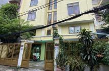 Nhà 5 tầng hẻm 32 Bùi Đình Túy 6x20 - 117m2 sẵn hđ thuê 40tr