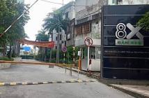Chung cư 8X Đầm sen quận Tân Phú bán giá 1 tỉ 350 triệu, 50m2, 1 phòng
