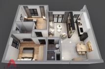 Bán Nhanh giá tốt căn hộ Block Reverside - Chung cư Era Town Đức Khải