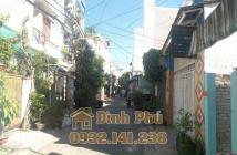 Bán nhà đẹp đường Độc Lập thông Gò Dầu, Tân Quý, Tân Phú DT: 3.75x18 giá 5.2 Tỷ