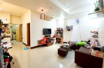 Bán căn hộ 62m2 Hoàng Kim full nội thất, sổ hồng, trả trước 650 triệu nhận nhà ngay