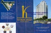 171 căn hộ Chung cư Vĩnh hội, P4 Quận 4
