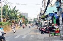 Bán Tòa Nhà 6 tâng 2 MT Đồng Đen - Bầu Cát, DT 9x19m, giá 46 tỷ (TL)