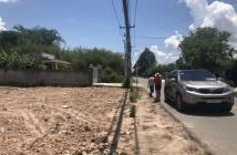 Thanh lý 1 số nền đất mặt tiền đường nhựa ở Củ Chi, sổ hồng riêng, 1 phần thổ cư