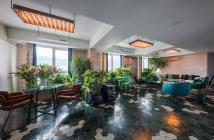 Bán căn hộ penthouse chung cư The Manor, quận Bình Thạnh, lầu cao view sông và Bitexco tuyệt đẹp giá 10.5 tỷ/căn