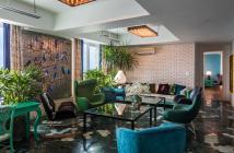 Bán căn hộ penthouse chung cư The Manor, quận Bình Thạnh, thiết kế tinh tế giá 13 tỷ/căn