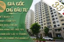 Căn góc 3PN gần cầu Tham Lương giá chỉ từ 900tr nhận nhà ở ngay bank cho vay 70% - được ân hạn gốc và lãi 12th