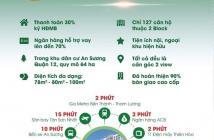 Căn hộ giá gốc chủ đầu tư, 80.08m2 - 3PN thanh toán chỉ 900tr(30%) ở liền - đường Trường Chinh, Q12