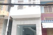 Nhà 1 lầu đúc mặt tiền kinh doanh Tùng Thiện Vương P12 Q8