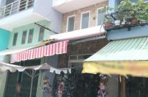 Nhà 3 tầng ngay mặt tiền kinh doanh chợ Rạch Ông P2 Q8