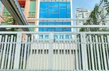 Bán tòa nhà 4 lầu mặt tiền Hoàng Quốc Việt, Quận 7, Giá 23 tỷ +84.943211439 Ms Hải