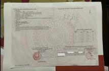 Chủ gửi 2 nền 1tỷ850  đường Trần Văn Chẩm Củ Chi HCM