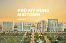 Sở hữu ngay căn hộ cao cấp Midtown 3 Phòng, 105 m2 bán bằng giá gốc và thương lượng nhiệt tình.