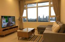 Bán căn hộ chung cư Saigon Pearl, quận Bình Thạnh, 3 phòng ngủ, view trực diện sông và Bitexco giá 6.4 tỷ/căn