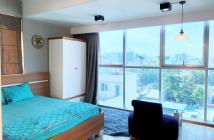 Cho thuê căn hộ full nội thất cửa sổ lớn đầu đường Lâm Văn Bền quận 7