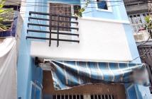 Nhà mới (2.8*10m) 1 lầu BTCT căn góc hẻm Hưng Phú P9 Q8