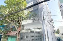 Nhà mới, 4 tầng, 6PN (6 máy lạnh) full nội thất hẻm 288 Dương Bá Trạc P2 Q8