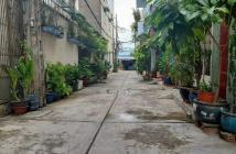 Bán nhà hẻm 5m đường Gò Dầu, quận Tân Phú, DT: 4x12.1 nhà 1 trệt 2 lầu ST giá 5.4 tỷ