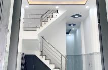Nhà (3.2*8.3m, nở hậu) hẻm 739 Hưng Phú Phường 9 Quận 8