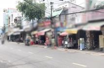 Nhà (42.4m2) mặt tiền kinh doanh đường Hưng Phú Phường 9 Quận 8