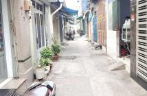 Nhà đẹp, 4 tầng, 4PN, hẻm xe hơi đỗ cửa Hưng Phú Phường 10 Quận 8