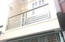 Nhà còn mới, 1 lầu, 2 PN, hẻm 4m đường Mạc Vân P12 Q8
