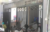 Nhà (4*12m/2 lầu đúc BTCT, mái BTCT) hẻm 90 Bông Sao Phường 5 Quận 8