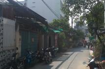 Nhà cấp 4 Nguyễn Hới 8m, kế bên BX Miền Tây, BV Triểu An, cách Kinh Dương Vương 60m 0906986135