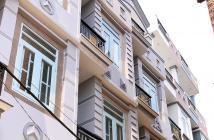 Bán nhà 4 lầu, ngang 3,3m, nhà sở hữu diện tích 41m2 đường Lưu Hữu Phước, P15, Quận 8