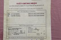 Nhà riêng để ở tại Trương Đăng Quế, Gò Vấp 62,17m2