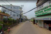 Bán đất hẻm xe tải 177m2 8.1x25 Lê Văn Khương Quận 12.