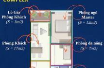 Căn hộ Q7 Saigon Riverside Complex, 1 tỷ 940/căn Smart-home hiện đại, MT sông Đào Trí - LH 0938541596