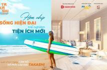 Bán căn hộ cách biển 300m, Takashi Ocean Suite, Quy Nhơn giá 1.39 tỷ, sở hữu lâu dài, LH 0768567859