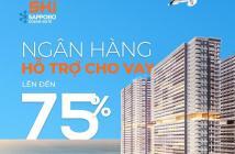 Căn hộ cao cấp sở hữu lâu dài mặt tiền biển khu kinh tế Nhơn Hội, Tp Quy Nhơn giá 1.39 tỷ